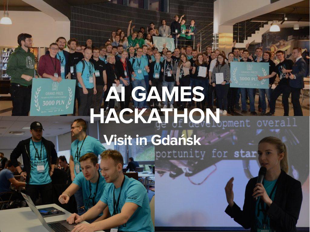 ai games hackathon
