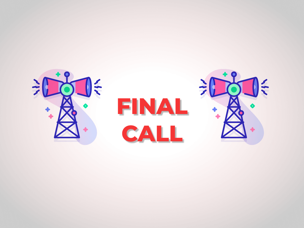 Final call seed AI program