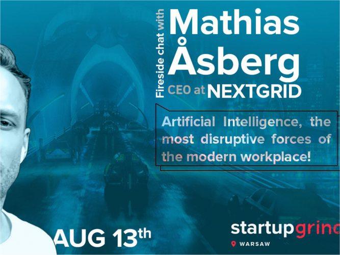 Mathias Nextgrid Interview startupgrind