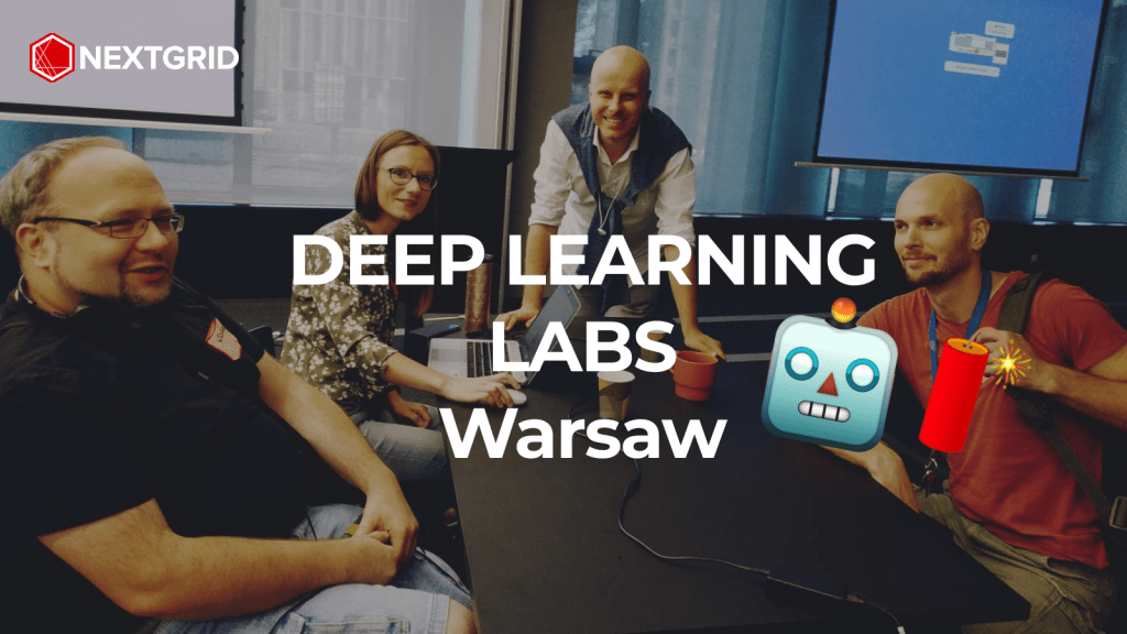 Deep learning labs warsaw