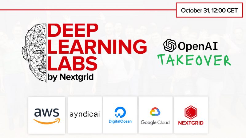 Deep learning labs OpenAI takeover