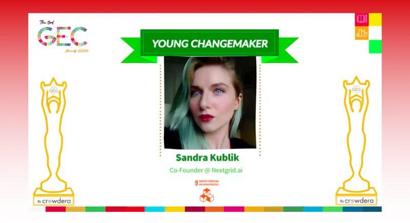 GEC Young Changemaker Award