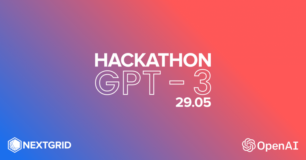 gpt3 hackathon may