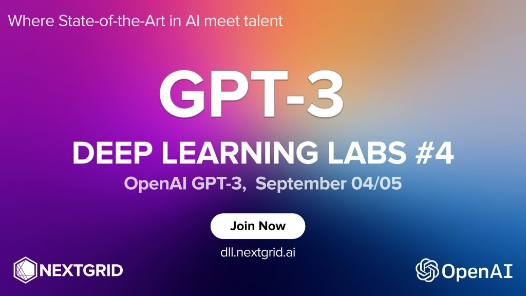 Deep Learning Labs #4, OpemAI GPT-3